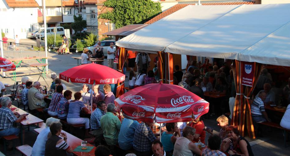 Veranstaltungen Musikverein Ergenzingen
